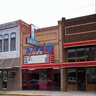Carnegie, Oklahoma Town in Oklahoma, United States