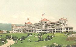 The Mount Washington Hotel c. 1906