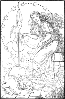 The Princess and Curdie — frontispiece.png