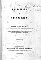 The Principles of Surgery with Sir G. H. Makins, signature Wellcome L0003147.jpg