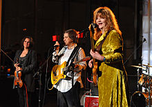 The Raincoats, MUSEUM OF MODERN ART, New York, New York, 20 November 2010.jpg