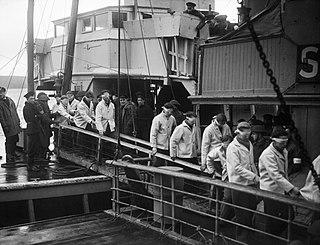 German prisoners of war in the United Kingdom