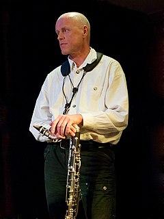 Gebhard Ullmann German jazz musician and composer (born 1957)