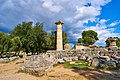 The Temple of Zeus in Ancient Olympia on October 14, 2020.jpg