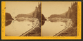 The Tooth Bridge, O.R.R., Cascades, Columbia River, by Watkins, Carleton E., 1829-1916.png