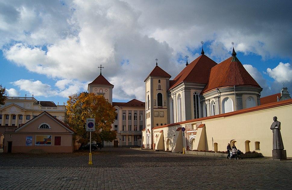The Trinity church (8119938492)