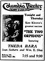 The Two Orphans1915-newspaperad.jpg