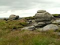 The Wain Stones a different view - geograph.org.uk - 476248.jpg