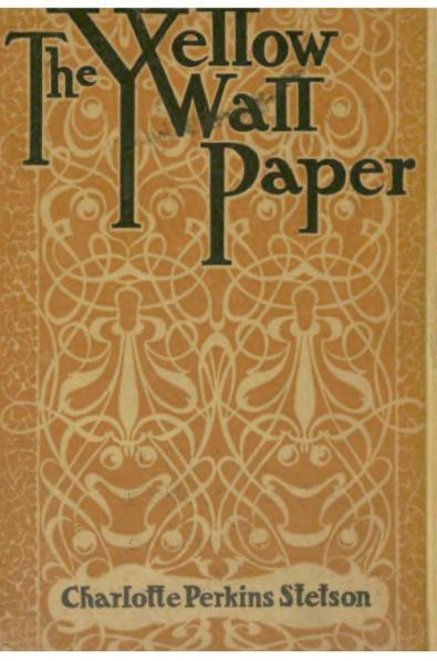 File:The Yellow Wall Paper.djvu