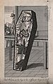 The body of Earl Ferrers, displayed upright in his coffin at Wellcome V0013495EL.jpg