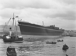 J.L. Thompson and Sons - Image: The cargo ship 'Eastern Glory' after launch