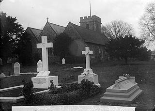 The church, Meifod