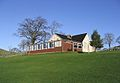 The clubhouse at Galashiels Golf Course - geograph.org.uk - 314519.jpg