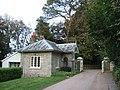 The entrance lodge at Greenway - geograph.org.uk - 1540149.jpg