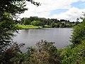 The lake, Dungannon Park - geograph.org.uk - 2494991.jpg