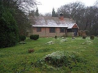 Christmas Common village in United Kingdom