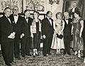 The opening of Moshe Matus's exhibition at the Ritz-Carlton Montreal on April 8, 1952.jpg