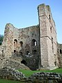 The ruins of the keep of Norham Castle - geograph.org.uk - 911570.jpg