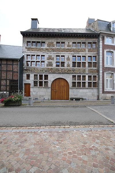 Maison Del Heid (façades et toitures)