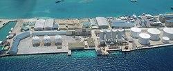 Thilafushi Island, Kaafu Atoll, Maldives - Stock Photos : Masterfile