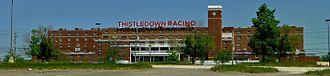 Jack Entertainment - Image: Thistledown Racino, North Randall, Ohio