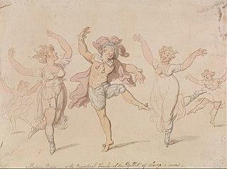 Modern Grace...The Ballet of Alonzo e Cara