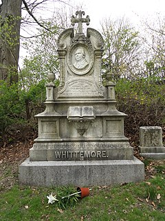 Thomas Whittemore (Universalist) American politician and writer