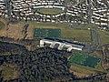 Three Coatbridge schools from the air (geograph 5679274).jpg