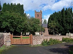 Tibberton Church - geograph.org.uk - 227773.jpg
