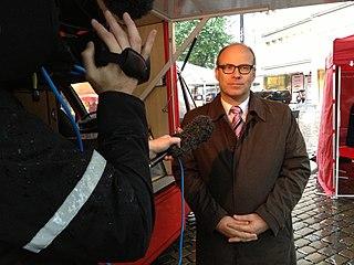 Ties Rabe German politician