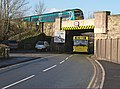 Tight bridge over Twyford Road - geograph.org.uk - 680694.jpg