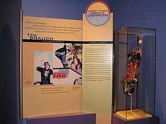 Tim Brauch - Smithsonian Exhibit October 2004