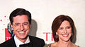 Time 100 Stephen Colbert and wife.jpg