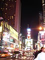 Times Square at night- Manhattan, New York City, United States of America (9867849396).jpg