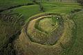 Tinboeth Castle, Aerial View.jpg