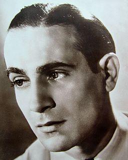 Tino Rossi portrait années 1930