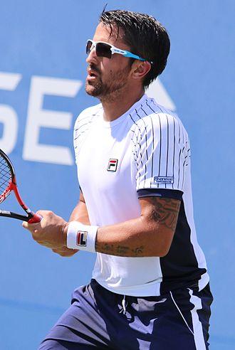 Janko Tipsarević - Tipsarević at the 2016 US Open