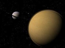 Mond Titan
