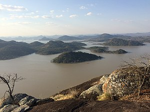 Tokwe Mukorsi Dam - Image: Tokwe Murkosi Masvingo Zimbabwe