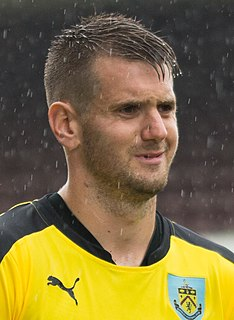 Tom Heaton English association football player