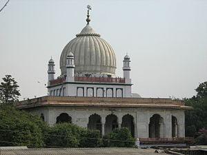 Punjabi folk religion - Tomb of Ahmad Sirhindi, Rauza Sharif Complex, Sirhind