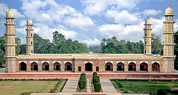 Tomb of Emperor Jahangir