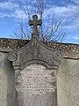 Tombe de la famille Wernert dont Jacques Wernert (prof au lycée Ampère), chevalier de la Légion d'honneur (2).jpg