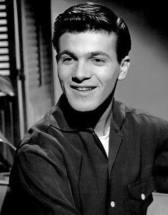 Tommy Sands (American singer) - Tommy Sands in 1957