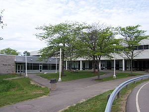 Tompkins Cortland Community College - Student center