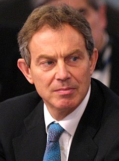 List of UK governments under Tony Blair