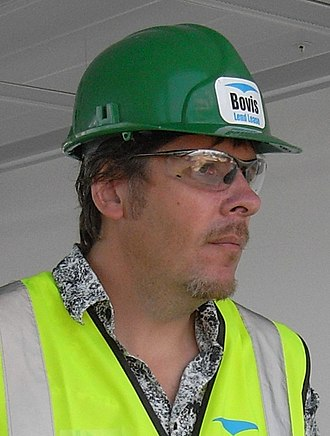 Tony Livesey - Livesey in 2009