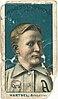 Topsy Hartsel, Philadelphia Athletics, baseball card portrait LCCN2007683819.jpg