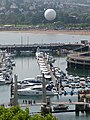 Torquay Harbour from Vane Hill - geograph.org.uk - 821398.jpg
