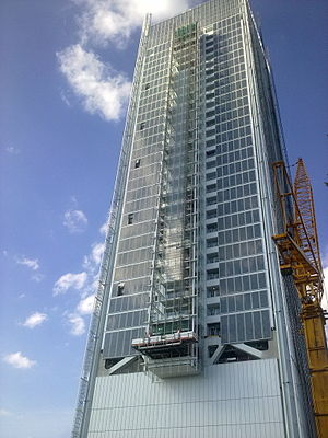 Structural Awards - Intesa SanPaolo Tower by Expedition Engineering